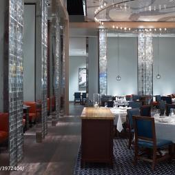 酒店餐廳裝修設計