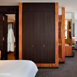 高级酒店客房设计