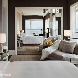 高级酒店套房设计