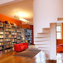 小跃层楼梯效果图设计