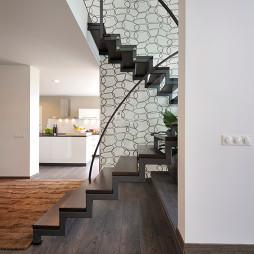小跃层楼梯效果图装修