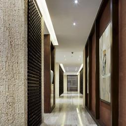 高级售楼处走廊设计