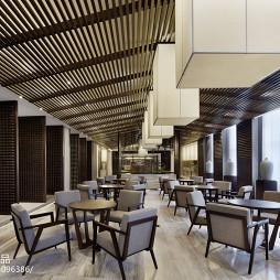 高级售楼处接待区装修设计