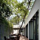 风合睦晨设计作品—北京丽都花园罗兰湖餐厅_1980323