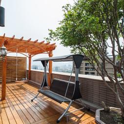 新古典风格阳台设计
