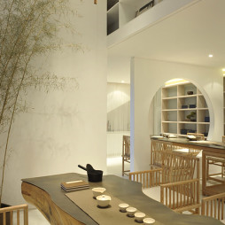 小户型中式休闲区设计