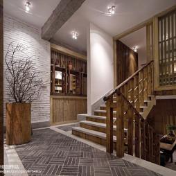 北大书吧楼梯设计