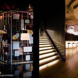 餐饮空间楼梯设计