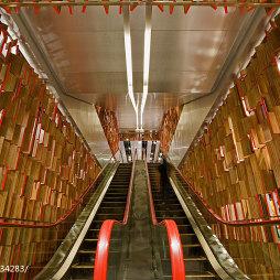 购物空间电梯设计