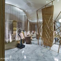 精品酒店大堂设计