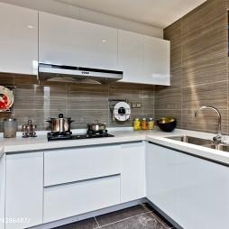 复式户型混搭厨房设计