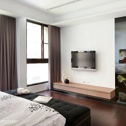 三室混搭卧室窗户厅设计
