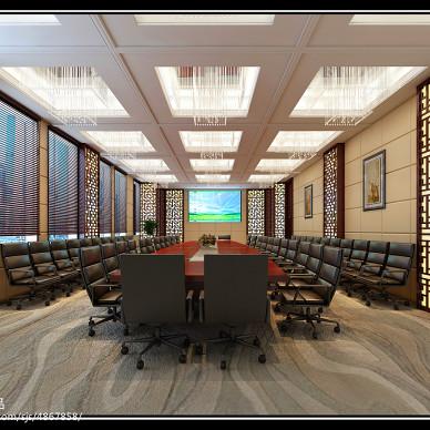 齐峰新材办公楼设计作品_1990916