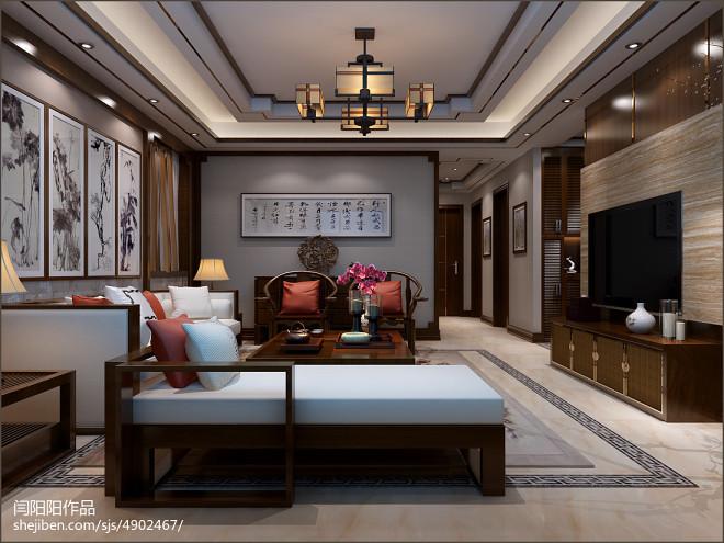 中式最新室内吊顶