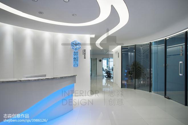 公装办公楼走廊设计