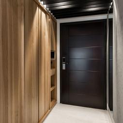 现代风格公寓玄关装修设计