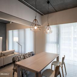 现代风格公寓书房装修设计