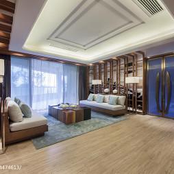 度假酒店会客厅设计