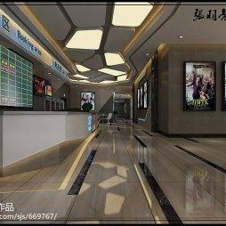 贵州地区电影院设计_2010203
