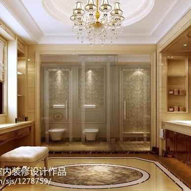 【简欧风格】华润金悦湾简欧风格装修案例_2011012