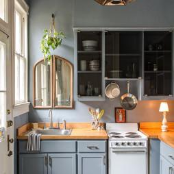 房橱柜颜色设计效果图库