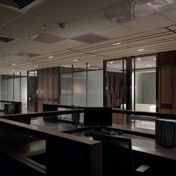 韦斯科中国Limited.Co隔断办公桌设计