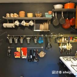 厨房置物架设计图片欣赏