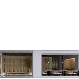 城内设计事务所--新中式风格里的工业风_2014794