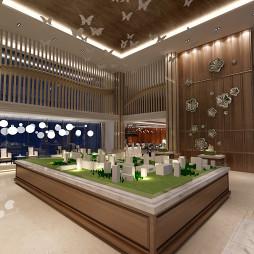 城内设计事务所--义合售楼部_2014809