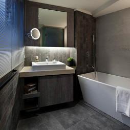 美式风格卫生间装修设计