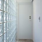建筑设计工作室门厅效果图