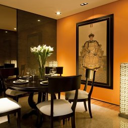 混搭风格餐厅壁画图片