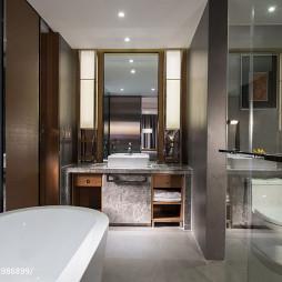 酒店客房卫浴装修