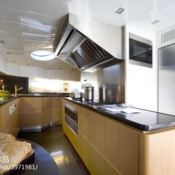 游艇厨房设计
