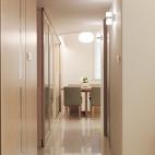 二居室现代过道装修