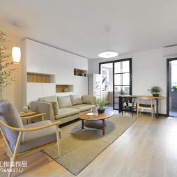 简单中式客厅装修效果图大全