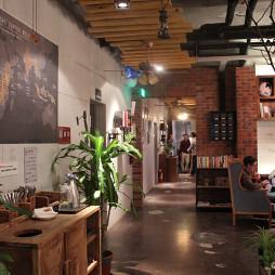 咖啡厅装修设计图片