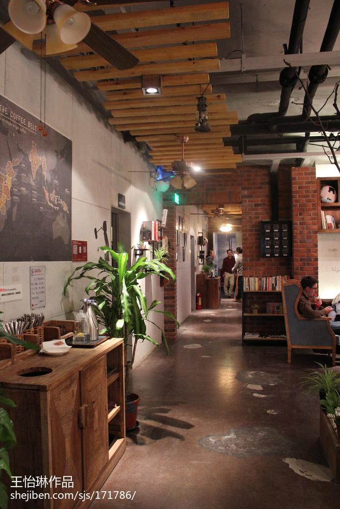 生活资讯_咖啡厅装修设计图片 – 设计本装修效果图