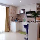 小户型美式厨房装修设计