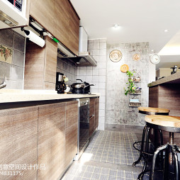 小户型现代厨房装修设计图片大全