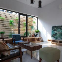 49坪住宅混搭客厅设计