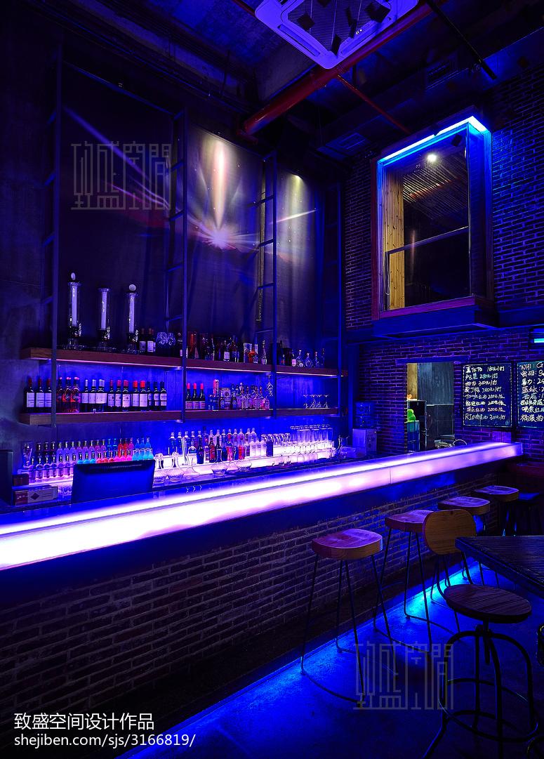 生活资讯_酒吧吧台区装修 – 设计本装修效果图