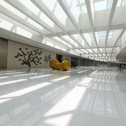 商场阳光走道设计