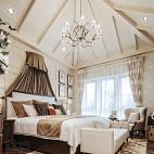 地中海卧室吊顶设计