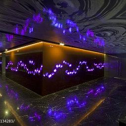 西餐厅天花装修设计