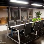 办公机构会议室设计