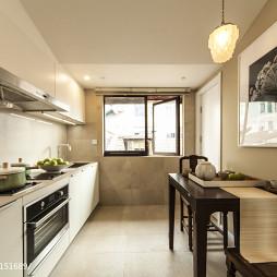 小户型混搭风格厨房设计