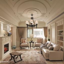 最新客厅装修效果图图片欣赏