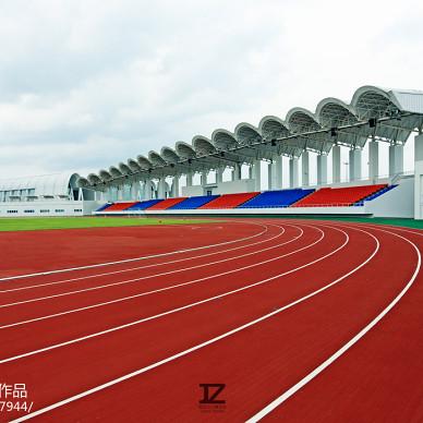 佛山-高明区体育中心设计效果图片汇总