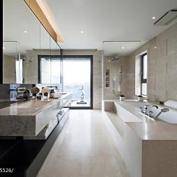 混搭卫生间别墅设计